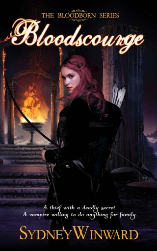 Bloodscourge book cover
