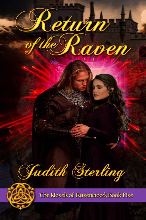Return of the Raven Book Cover