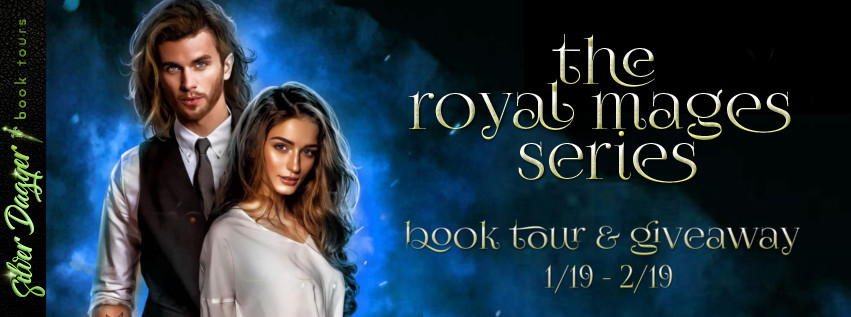 the royal mage series